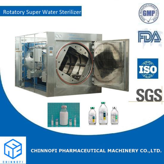 Rotary Super Water Sterilizer