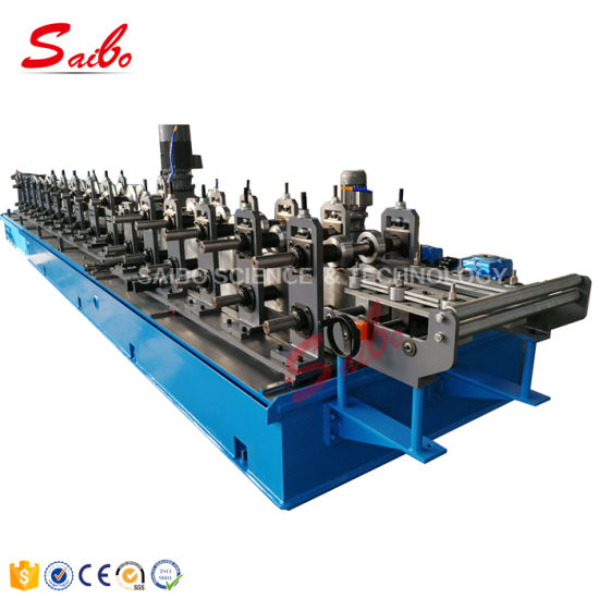 Omega Purlin Roll Forming Machine with Gi Steel