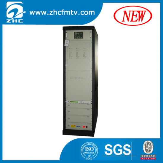 New Professional High Reliability Digital 1kw TV Transmitter (ZHC518D-1KW)