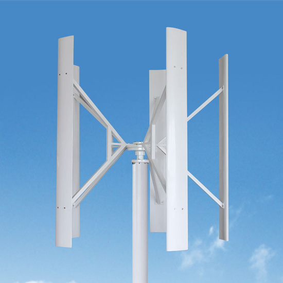 1500W High Speed Permagnet Magnet Vertical Wind Turbine pictures & photos