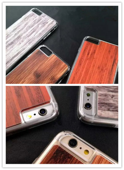 Full Protect Wood Cell Phone Case for iPhone 6s/7