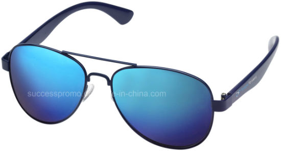 Cell Fashionable Sunglasses with Mirror Finish Lenses