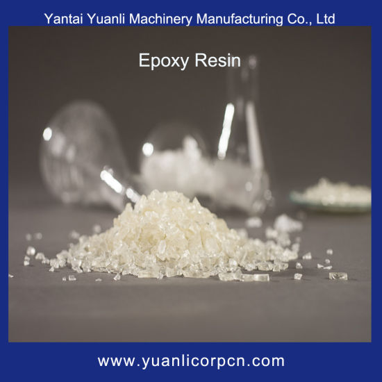 Chip Epoxy Resin E-12 for Powder Coating pictures & photos