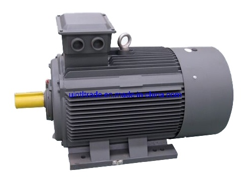 100kw 3 Phase AC Synchronous Permanent Magnet Generator for Hydro Generation System