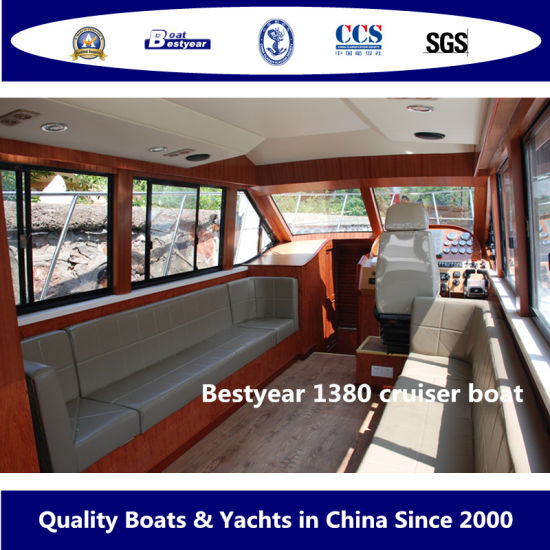 Bestyear 1380 Cruiser Boat pictures & photos