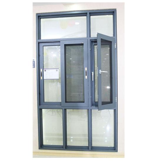 New Design Windows and Doors China Manufacturer Aluminium Casement Window