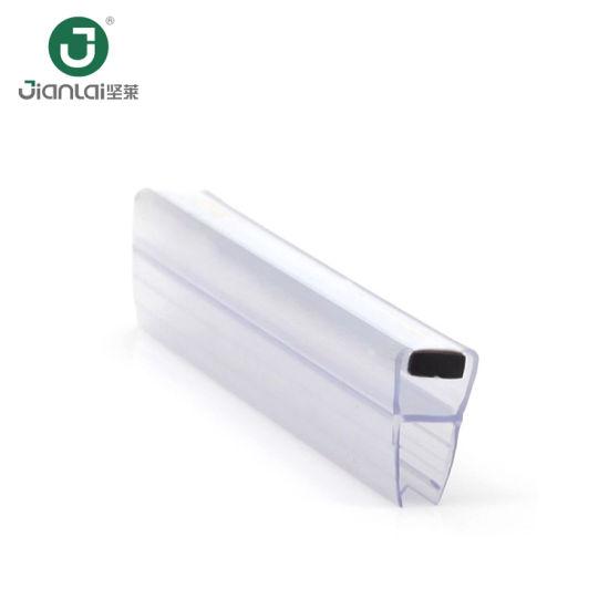 China Waterproof Sealing Strip Pvc Glass Shower Door Sealing Strip