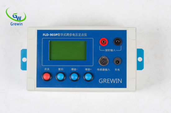 Digital Step Voltage Underground Cable Fault Test Equipment Pinpointing and Detecting