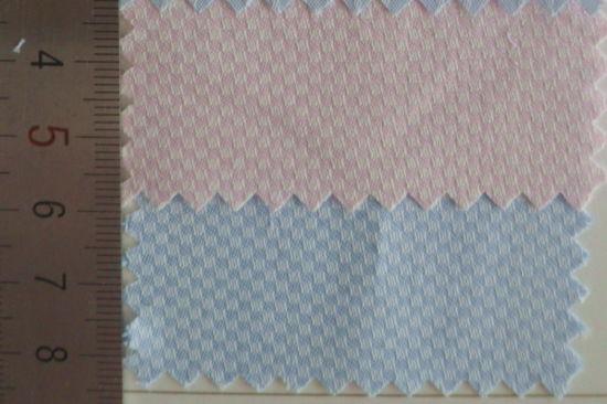 China Chess Board Patterns Cotton Dobby Shirt Fabric China Shirt