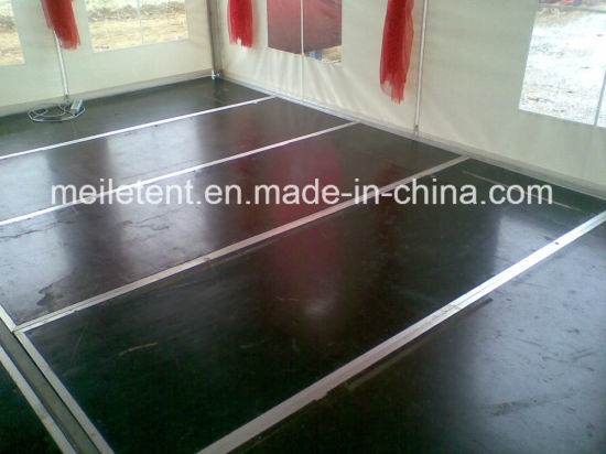 Fantastic Transparent Party Wedding Tent Flooring Marquee for Theme Park pictures & photos