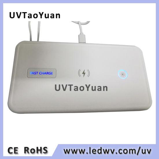 Mobile Photo Wireless Charging Box UV Sterilizer