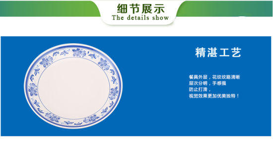 Melamine Dinner Ware Plastic Dinnerware Asia Tableware Thailand Tableware High Quality  sc 1 st  Shandong Dongping Tongda Imp. \u0026 Exp. Co. Ltd. & China Melamine Dinner Ware Plastic Dinnerware Asia Tableware ...