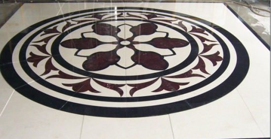 Water-Jet/Water-Jet Medallion/Marble Pattern Tiles/Mosaic for Project