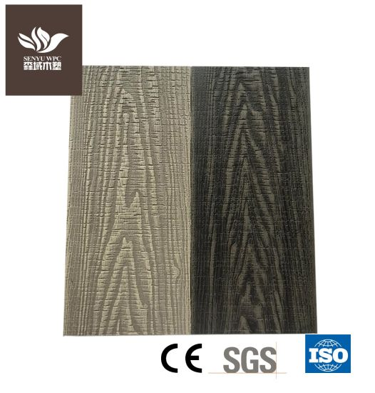 Four Holes on-Line Embossing WPC Flooring