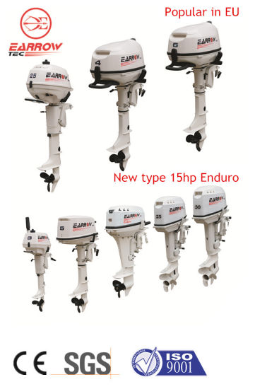 Chinese Outboard Motor 2 Stroke 30HP pictures & photos