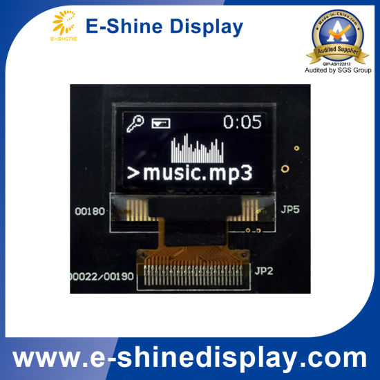 0.96 inch high brightness/full view angle/ low consumption OLED graphic OLED pictures & photos