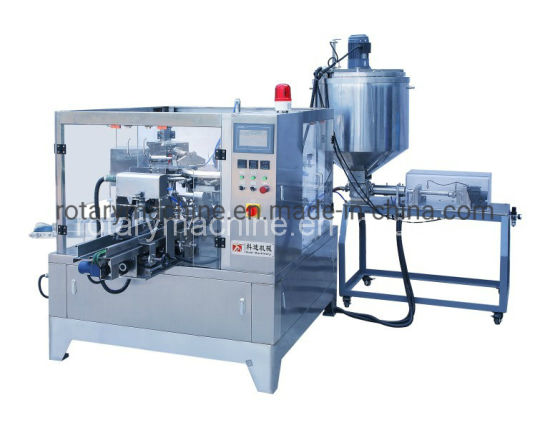 Bag-Given Liquid Packing Machine (GD8-200A)