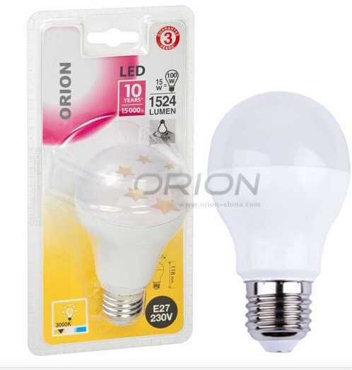 Longlife a-Type 5W, 7W, 9W, 11W LED Bulb