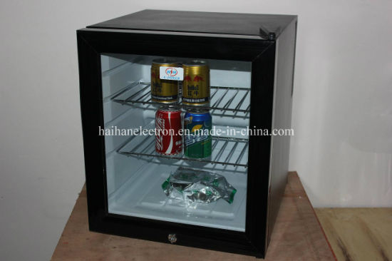 Electric Refrigerator with 40liter and Glass Door
