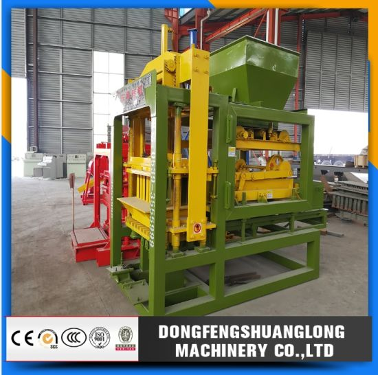 Qty4-25 Best Price Hollow Brick Making Machine pictures & photos