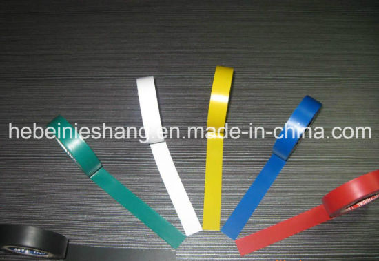 Black Electrical PVC Insulating Tape pictures & photos