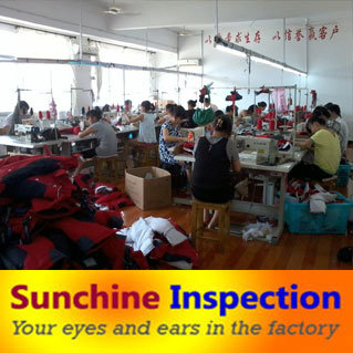 T-Shirt Clothing Final Rndom Inspection Before Shipping in Foshan pictures & photos