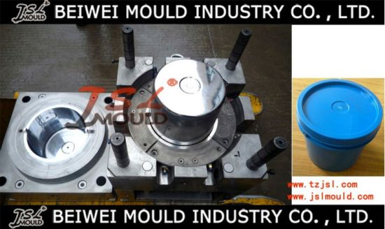 Experienced in Plastic Injection Paint Bucket Mold pictures & photos