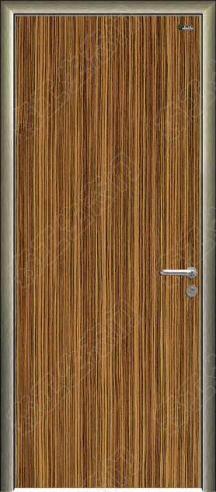 China Wood Door Teak Wood Door Models Interior Swinging Doors