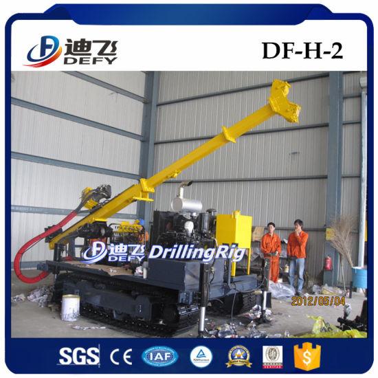 Mineral Prospecting Equipment, Full Hydraulic Diamond Core Drilling Rig