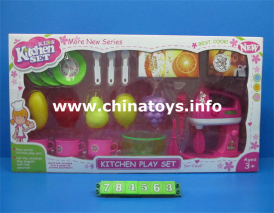 S Toys Kitchen Set Cooking Toy 784563