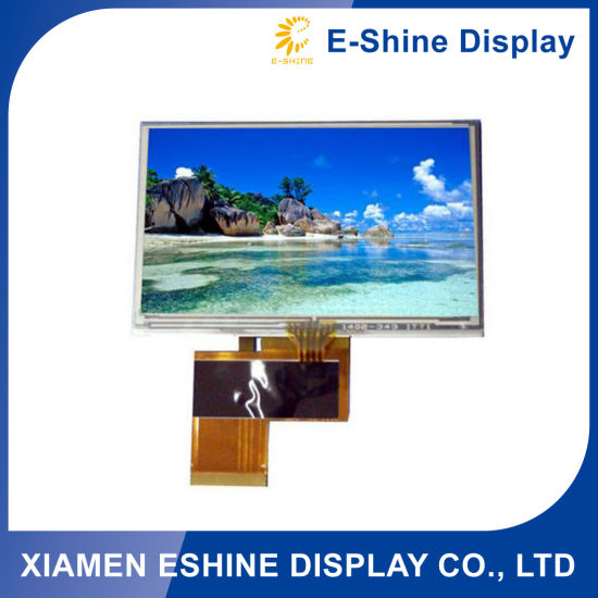"""TFT LCD Display with Size 4.3"""" G043FTT01"""