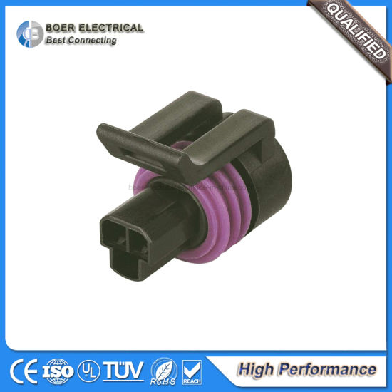 china auto diesel wire harness connector delphi 12162834 china rh boer electrical en made in china com Delphi PA66 Connector Delphi Wire Connectors