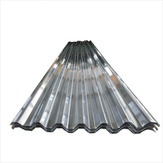 Coated Galvanized Corrugated Metal Roofing Sheet