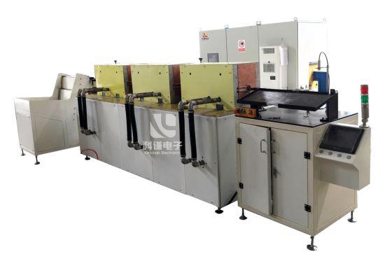 750kw Billet Bar Induction Hot Melting Forging Furnace