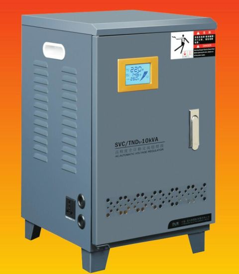 Contacless Voltage Stabilizer