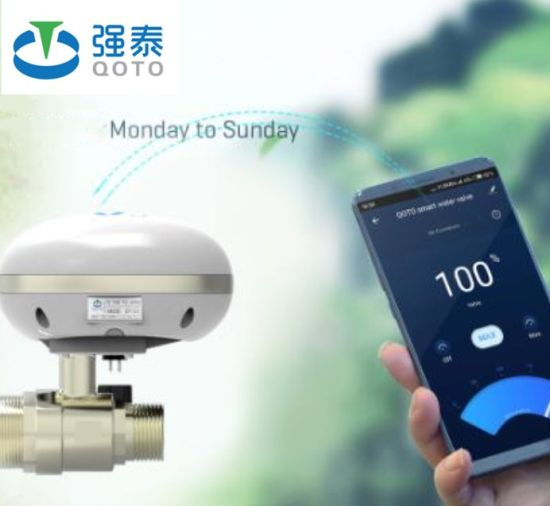 Smart Water Controller for Home Irrigation