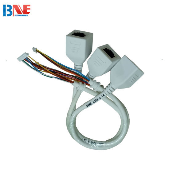 China Custom Cable Assembly Medical Automation Equipment Connector Wiring  Harness - China Industrial Cable Harness, Electrical Wire HarnessBne Harvest Tech Ltd.