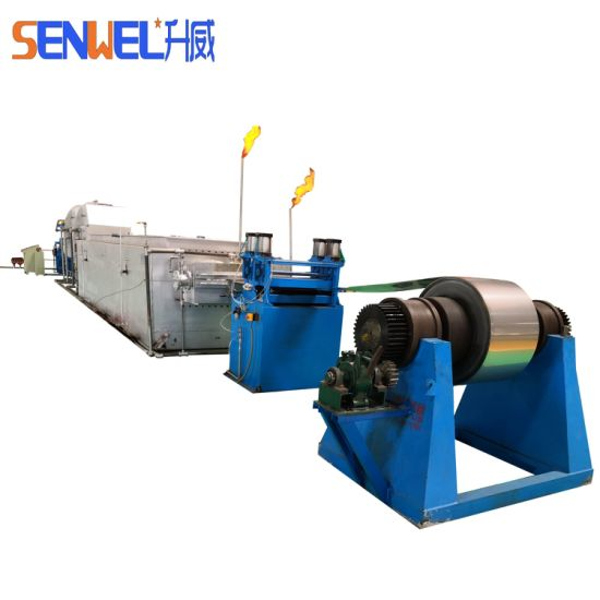 Stainless Steel Coil Degreasing Cleaning Annealing Furnace