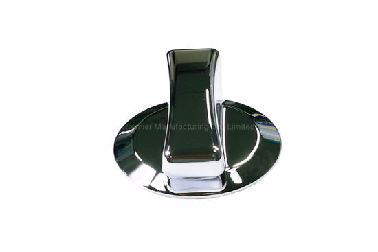 Mirror Chrome Gas Knob