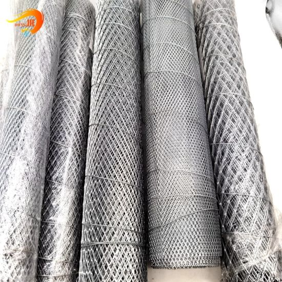 Expansion Electronic Filter Panels Expanded Metal Mesh Materials Manufacturer