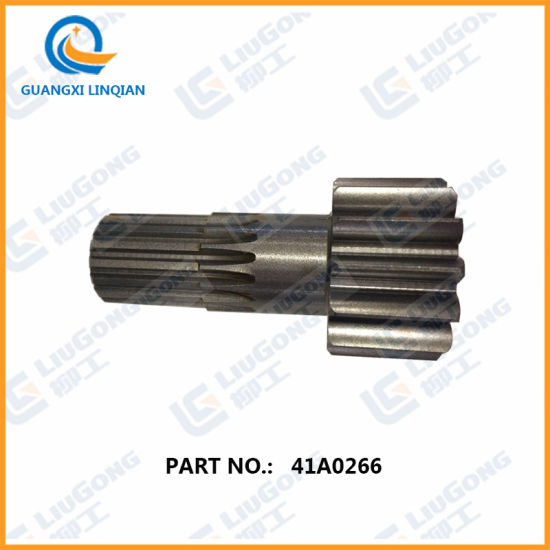 Excavator Parts 41A0266 Drive Gear for Liugong Excavator Clg915D