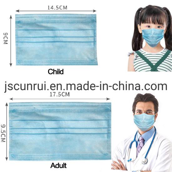 Wholesale Ffp2 N95 Kn95 Facial Disposable Dust Face Kid Mask