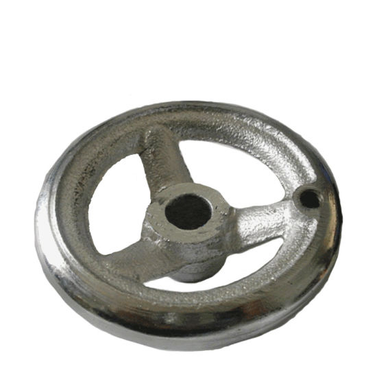 Densen Customized China Foundry OEM/ODM Ductile Iron Casting Fcd450, Precoated Sand Casting Parts for Industrial Equipment