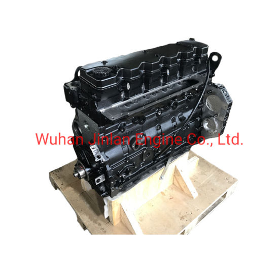 6.7L Isde Isd6.7 Long Motor Qsb6.7 Long Block Engine for Cummins Dcec