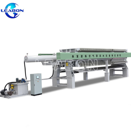 Hydraulic Chamber Program Control Quick Opening Filter Press
