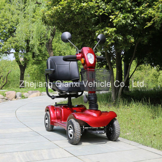Four Wheels Electric Mobility Scooter for Elder pictures & photos