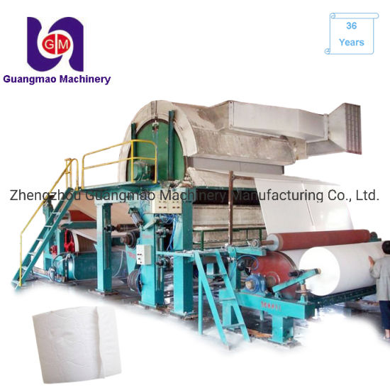 Machine for Toilet and Tissue Paper 2400