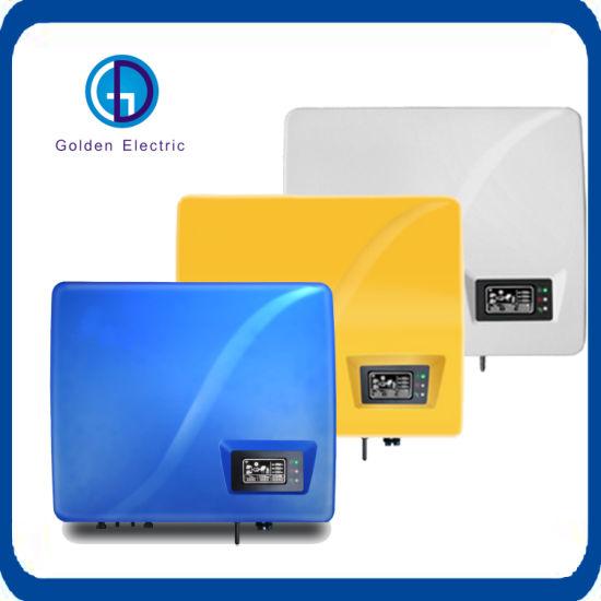 Pure Sine Wave DC to AC Converter Solar PV Power Grid Tie Inverter
