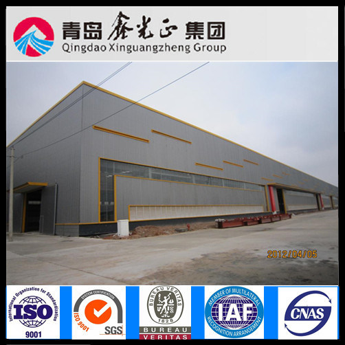23 Years' Construction Steel Structure Warehouse (SSW-72)
