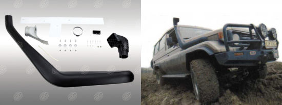 China 4X4 Snorkel for Toyota 75 Series Narrow Front